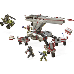 Defense Point Showdown Halo Infinite Mega Construx Pro Builders