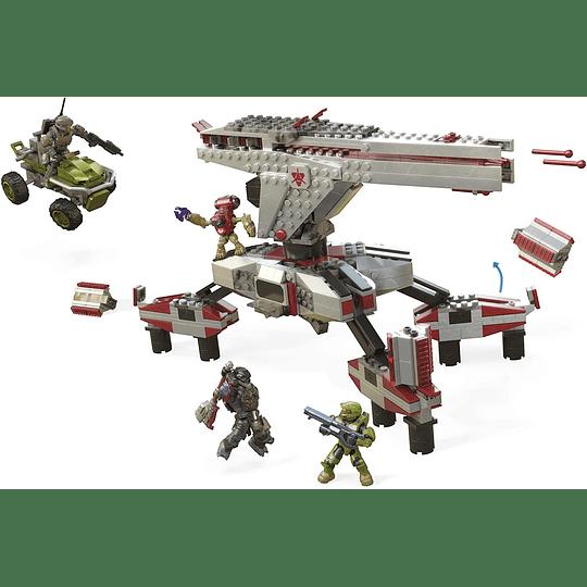Defense Point Showdown Halo Infinite Mega Construx Pro Builders