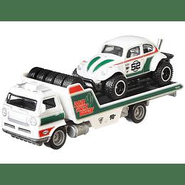 """Volkswagen """"Baja Bug"""" Wide Open Team Transport #23"""
