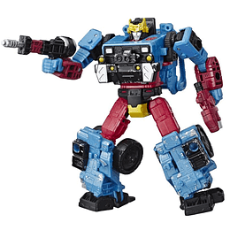 Hot Shot Deluxe Generations Selects Transformers