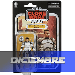 "Clone Commander Wolffe TVC 3,75"""