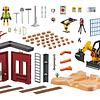 Miniexcavadora y Sección de Construcción Set 70443