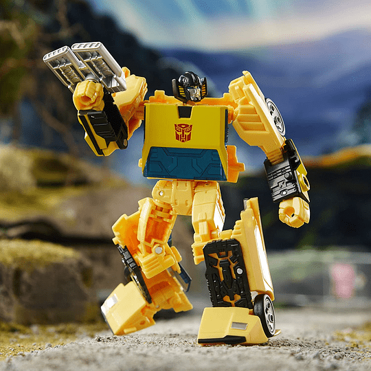 Sunstreaker Deluxe Class Earthrise WFC Transformers