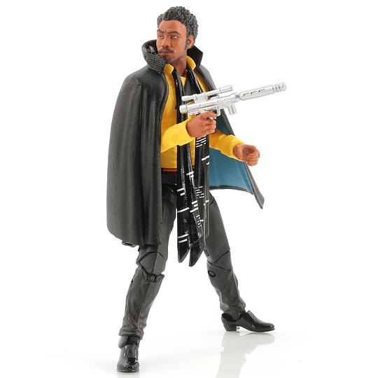 Lando Calrissian Solo The Black Series 6''