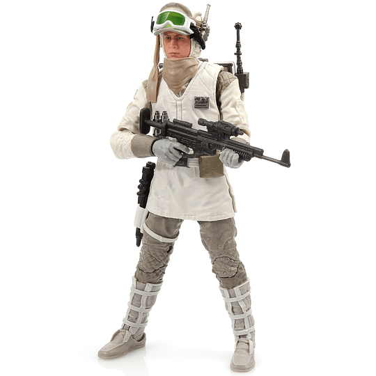 Rebel Trooper (Hoth) W2 Phase 4 The Black Series 6