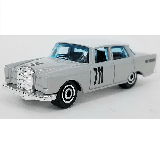 62 Mercedes-Benz 220 Sedan Grand Prix Winner Matchbox