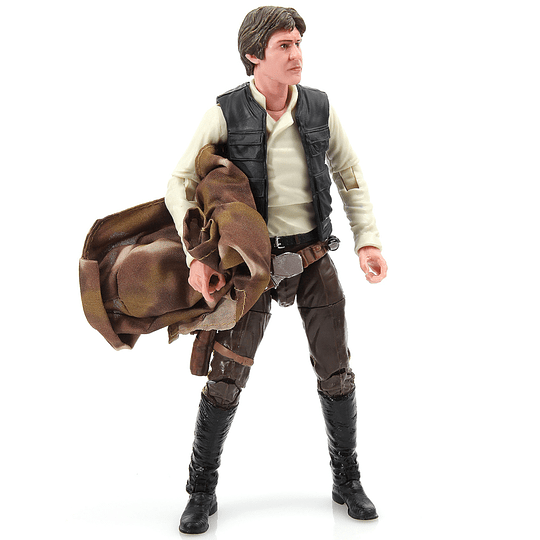 Han Solo (Endor) W2 Phase 4 The Black Series 6