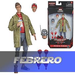 """Peter Parker Stilt Man Series Marvel Legends 6"""""""