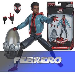 """Miles Morales Stilt Man Series Marvel Legends 6"""""""