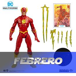 "Modern Comic Flash DC Multiverse 7"""