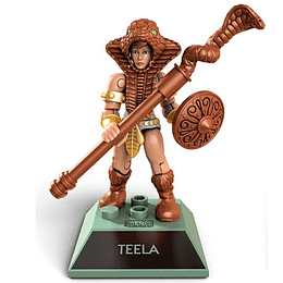Teela MOTU Heroes Mega Construx
