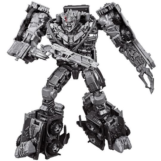 Megatron #48 The Ride 3-D Leader Class [Exclusive] Studio Series Transformers