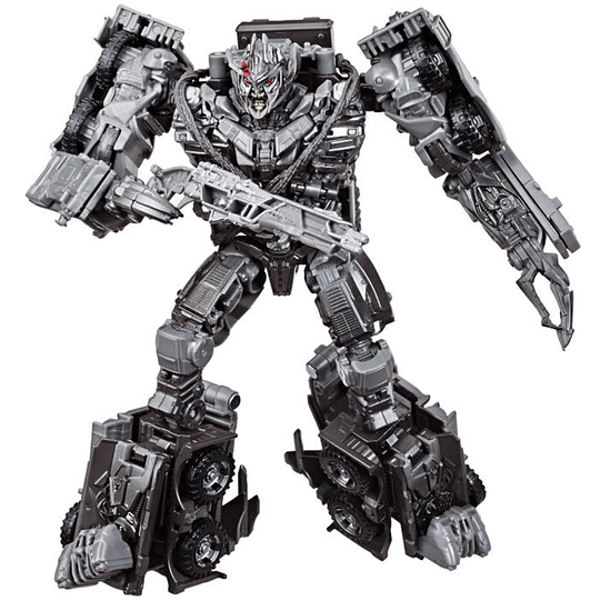 Megatron #48 The Ride 3-D Leader Class [Exclusive] Studio Series Transformers