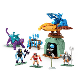 Panthor en Point Dread MOTU Mega Construx