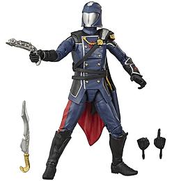 "Cobra Commander W2 G.I. Joe Classified Series 6"""