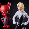 Gwen Stacy (Into The Spider-Verse) Stilt Man Series Marvel Legends 6
