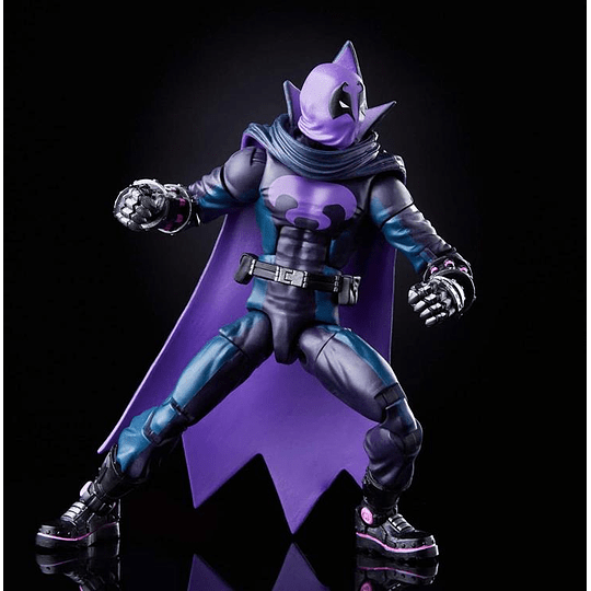 Prowler (Into The Spider-Verse) Stilt Man Series Marvel Legends 6