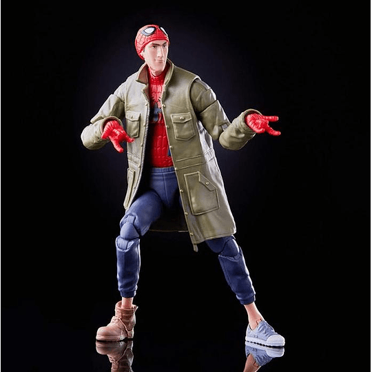 Peter B. Parker (Into The Spider-Verse) Stilt Man Series Marvel Legends 6