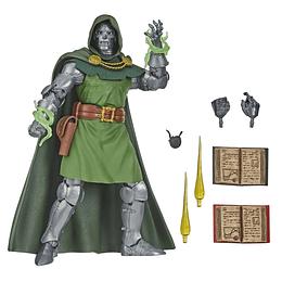 "Dr. Doom Fantastic Four Retro Marvel Legends 6"""