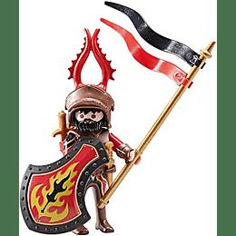 Capitán de los bandidos de Burnham Set 9837