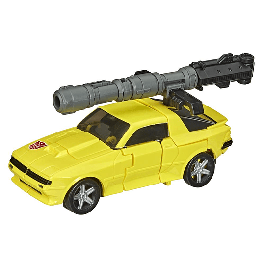 Hubcap Deluxe Generations Selects WFC Transformers