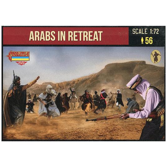 Arabs in Retreat M148 1:72