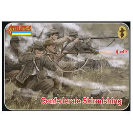 Confederate Skirmishing 158 1:72