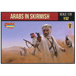 Arabs in Skirmish M142 1:72