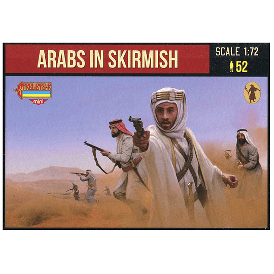 Arabs in Skirmish M142 1:72