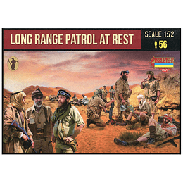 Long Range Patrol at Rest M143 1:72