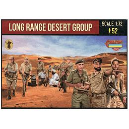 Long Range Desert Group M144 1:72