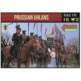 Prussian Uhlans 228 1:72