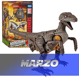 Dinobot W2 Voyager WFC Kingdom Transformers