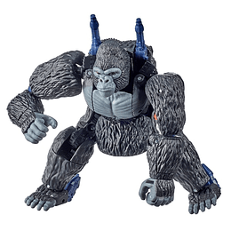 Optimus Primal W1 Voyager Class Kingdom WFC Transformers