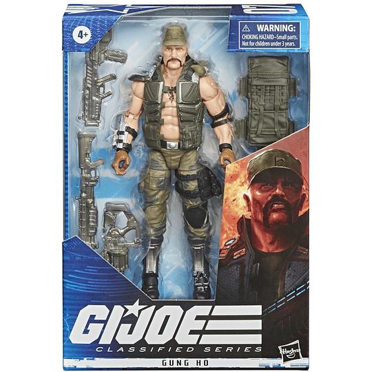 Gung Ho W2 G.I. Joe Classified Series 6
