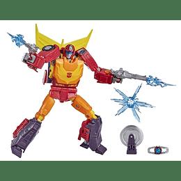 Autobot Hot Rod Voyager Studio Series 86 #04