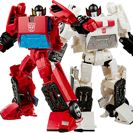 Cordon & Autobot Spinout 2-Pack Generations Selects WFC Transformers