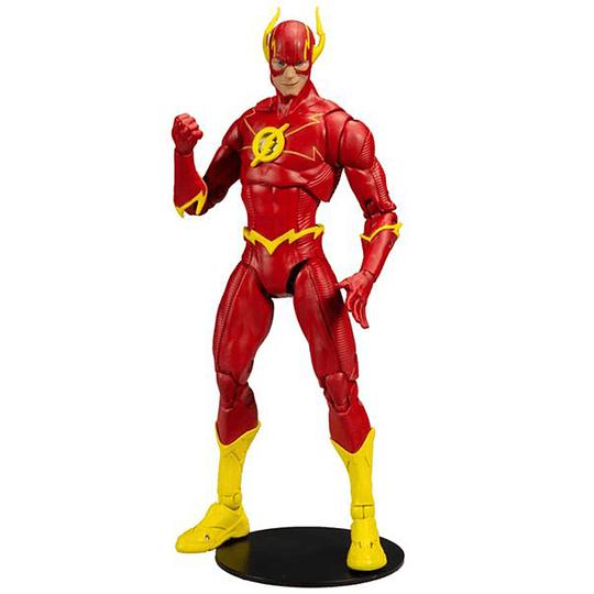 Modern Comic Flash DC Multiverse 7