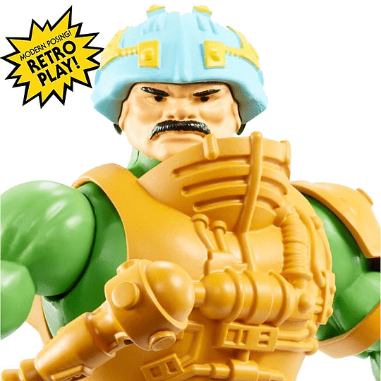 Man At Arms Origins Masters of the Universe MOTU