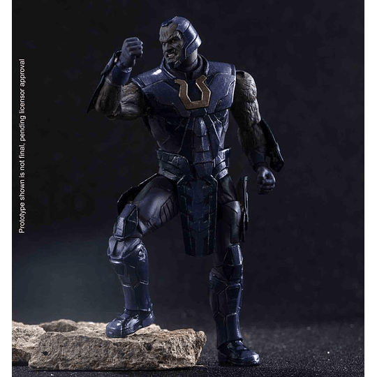 Darkseid Injustice 2 Exquisite Mini 1:18