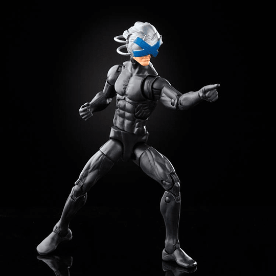 Charles Xavier Tri-Sentinel BAF Marvel Legends 6