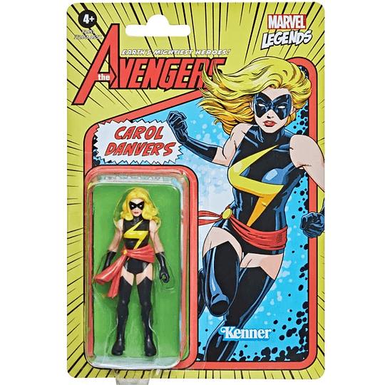 Carol Danvers Marvel Retro Collection 3,75
