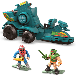 Battle Ram Mega Construx Masters of the Universe MOTU