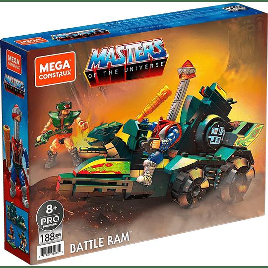 Battle Ram Mega Construx Masters of the Universe MOTU