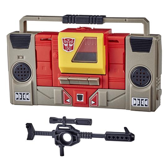 Blaster G1 Reissue Transformers