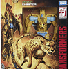 Cheetor W1 Deluxe Class Kingdom WFC Transformers
