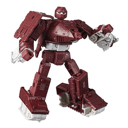Warpath W1 Deluxe Class Kingdom WFC Transformers