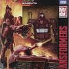 Warpath W1 Deluxe Class Kingdom WFC Transformers