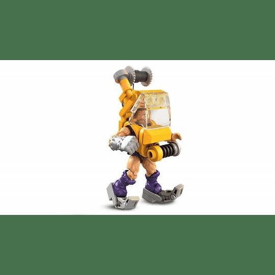 Fisto Cliff Climber Masters of the Universe MOTU Mega Construx