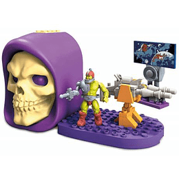 Trap Jaw Laser Cannon Masters of the Universe MOTU Mega Construx